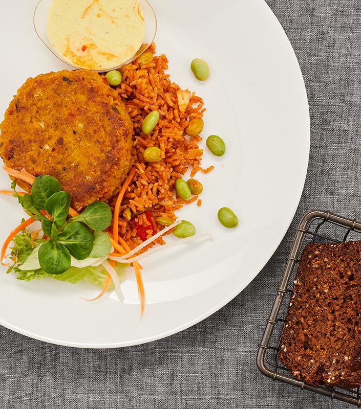 vegetarisk-catering-från-cajsas-kök-med-kikärtsbiff