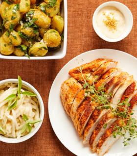 höstbuffé - lunchbuffé - uppsala
