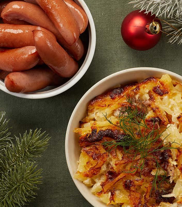 catering-julbord-uppsala-janssons-frestelse-och-prinskorv